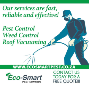 Pest control and weed control