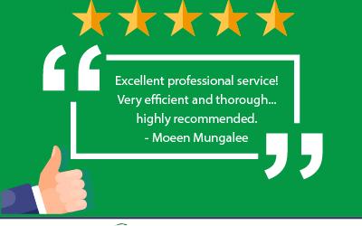 Excellent Professional Service